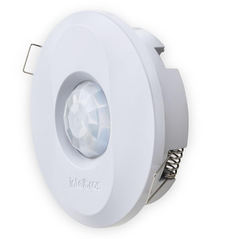 Sensor de Presença Intelbras ESPi 360 para Iluminação  - CFTV Clube | Brasil