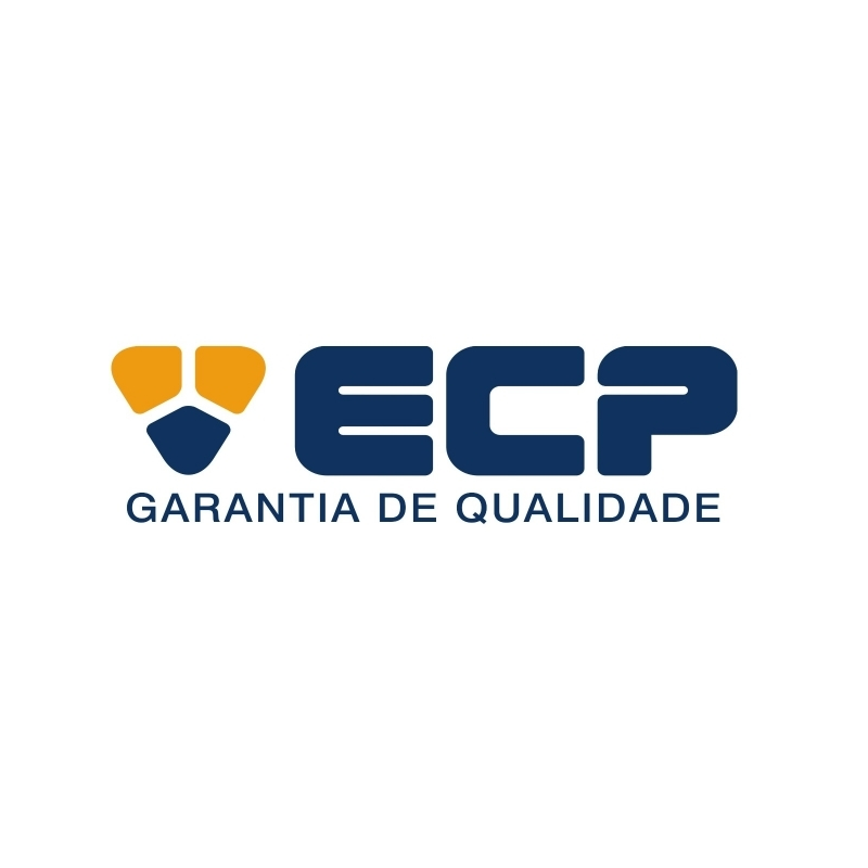 Sensor Infravermelho Passivo IVP com Fio ECP - Visory Duplo Semi Externo  - CFTV Clube | Brasil
