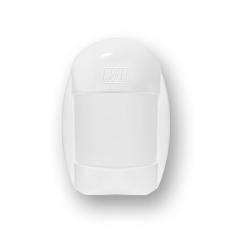 Sensor Infravermelho Passivo IVP com Fio JFL - IDX 1001  - CFTV Clube | Brasil