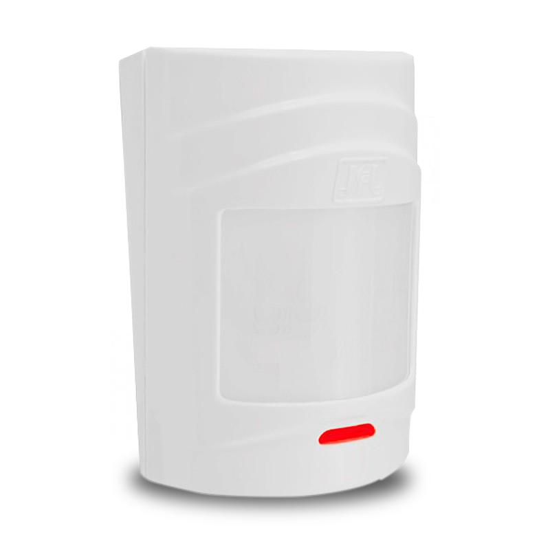 Sensor Infravermelho Passivo IVP sem Fio JFL - IRS 430i  - CFTV Clube | Brasil