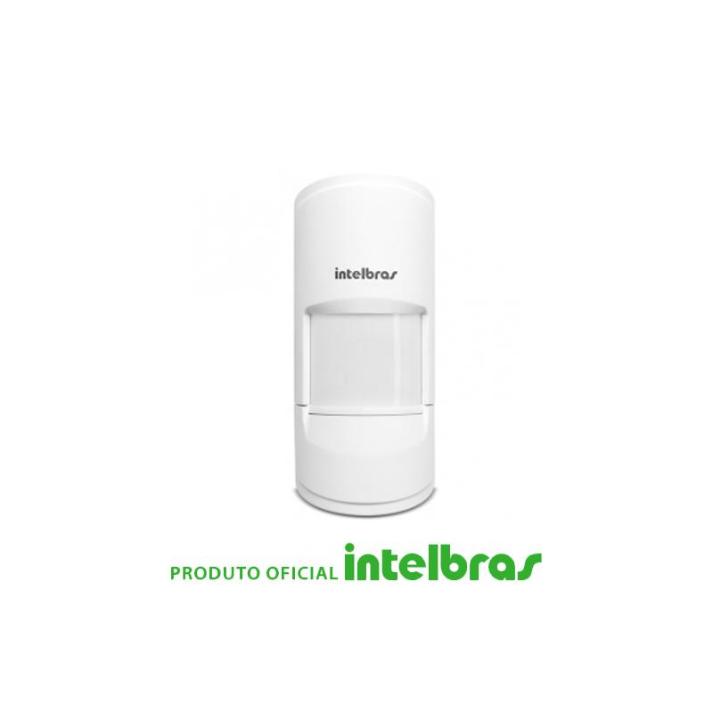 Sensor Infravermelho Passivo IVP sem Fio Intelbras - 4101 Pet  - CFTV Clube | Brasil