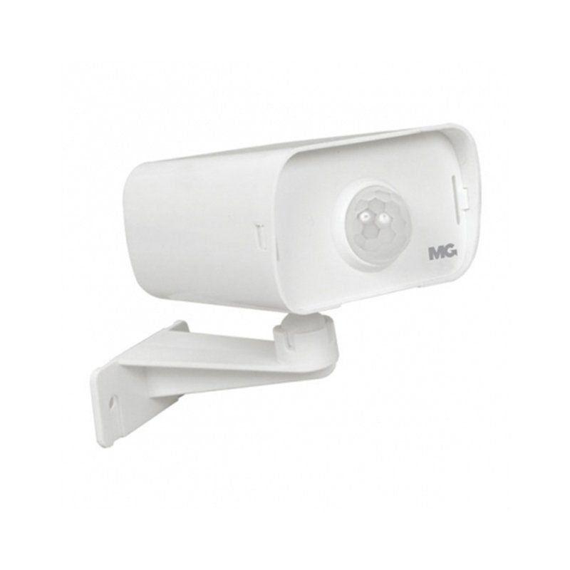 Sensor para Iluminação de Presença com Fotocélula para Uso Externo - MPX-40F  - CFTV Clube | Brasil