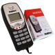 Telefone Badisco para Teste de Linha Telefônica MU256T  - CFTV Clube | Brasil