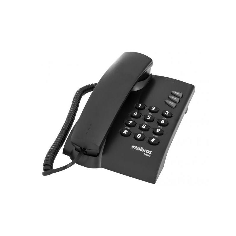 Telefone para PABX - Intelbras  - CFTV Clube | Brasil