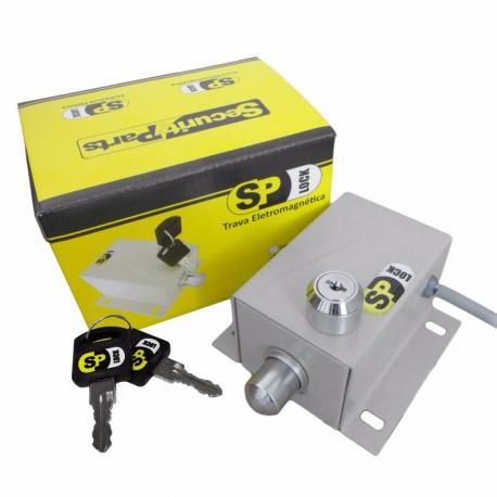 Trava Elétrica Security Parts  - CFTV Clube | Brasil