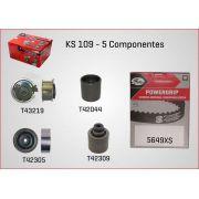 Kit De Correia Dentada Amarok 2.0 16V