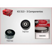 Kit De Correia Dentada Cruze 1.8 16V
