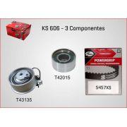Kit De Correia Dentada Elantra Tucson I30 Sportage