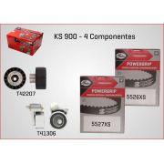 Kit De Correia Dentada Land Rover Freelander 2.5 24V