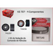 Kit De Correia Dentada Renault Duster 1.6 16V