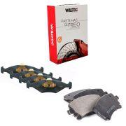 Jogo Pastilha de Freio Dianteira Cerâmica Peugeot 3008 | Volvo Xc60