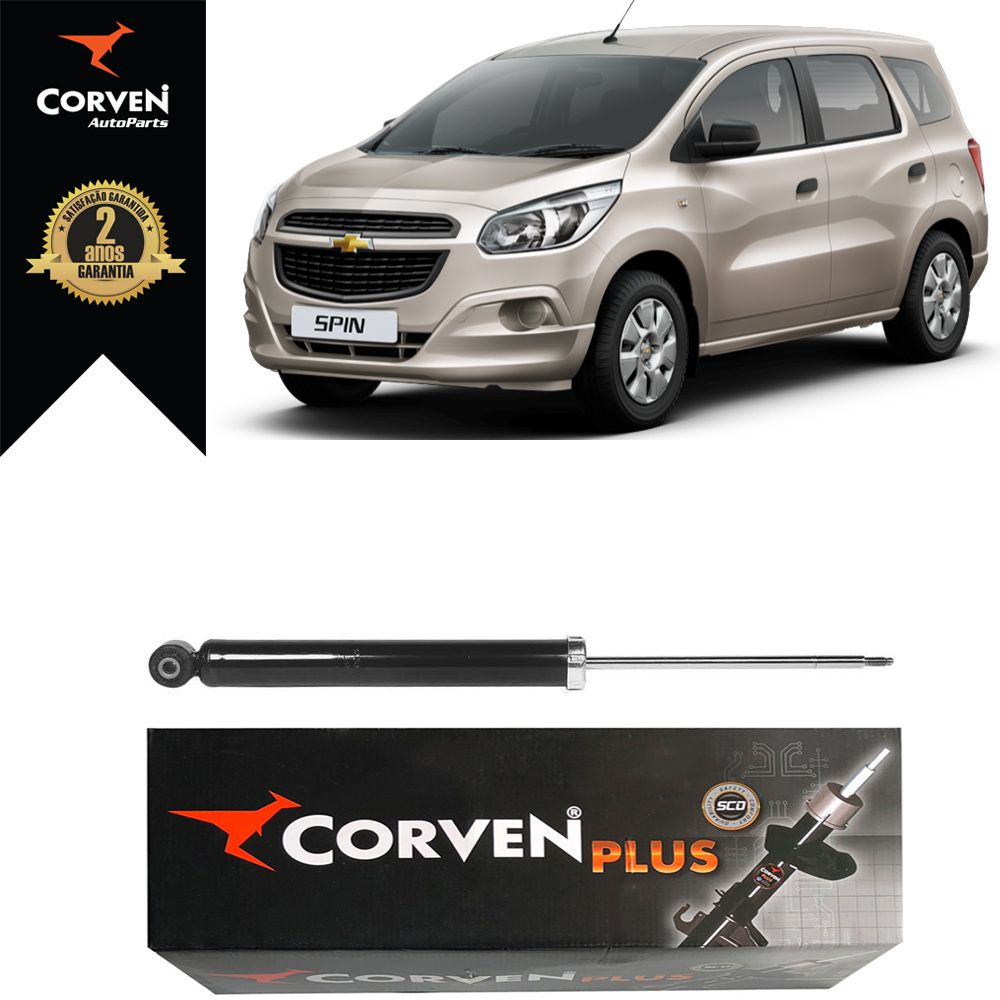 Amortecedor Traseiro Chevrolet Spin