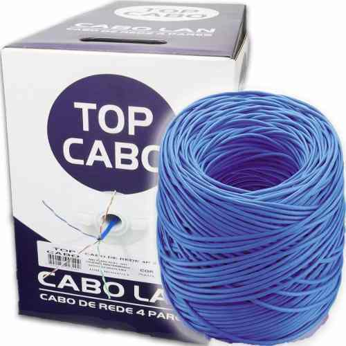 Cabo Rede Ultracabo AZUL 300MT