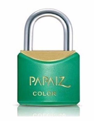 Cadeado Papaiz Verde 20MM