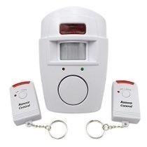 Alarme Sensor Presença Movimento Residencial 2 Controles