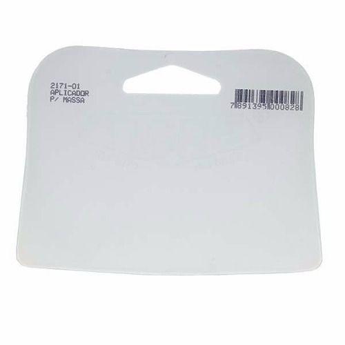 Espátula de PVC Tigre para Massa Plástica