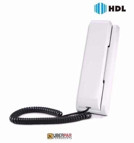 Interfone Monofone Extensão P/ Porteiro Eletrônico HDL AZ-