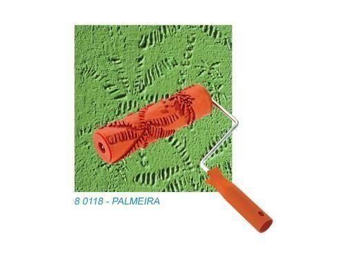 Rolo Pintura Textura Decorativa C/ Cabo - Roma - MOD 803