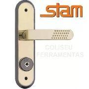 Fechadura Externa STAM 1800/21+2TRAVAS