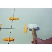 Espaçador Nivelador Revestimento 1,0mm - Pacote Com 50 Peç