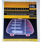 Extrator de Parafuso SCREW EDA 05 Peças