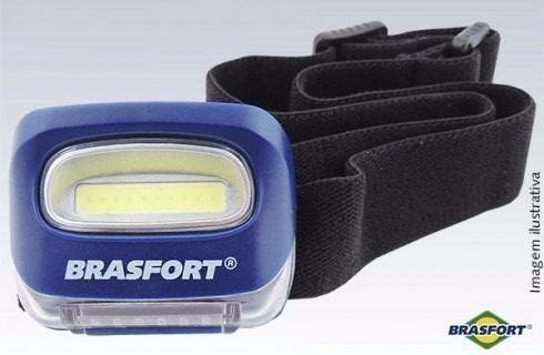 Lanterna LED P/ Cabeça Brasfort 7845