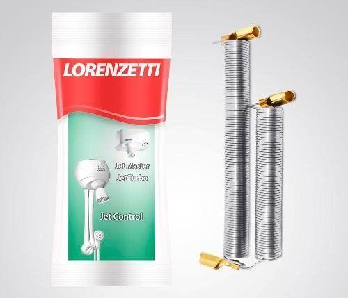 Resistencia Lorenzetti Jetcontrol 127V 5500W