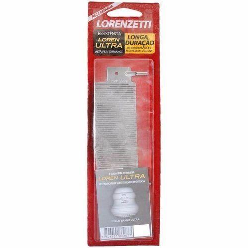 Resistencia Lorenzetti Lorenultra 127V 5500W