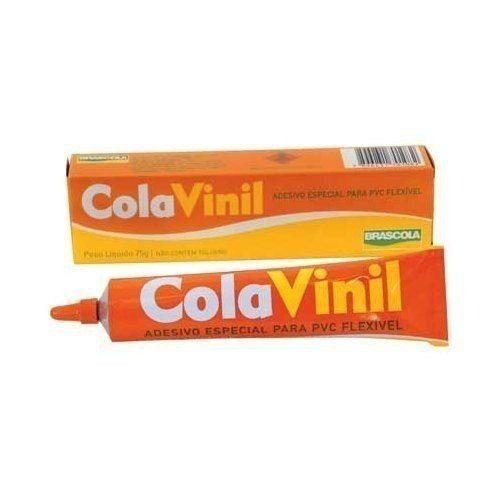 Cola Vinil Brascola 75grs