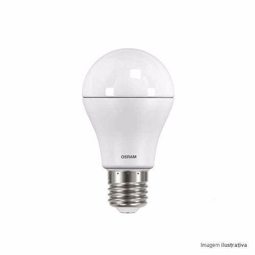 Lâmpada Led Bulbo A40 6w Bivolt 6500k Luz Branca E27 Osram