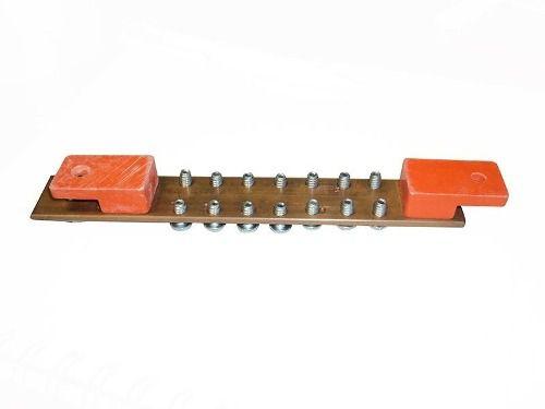 Barramento Neutro Cobre Isolador 14 Saídas Phaynell