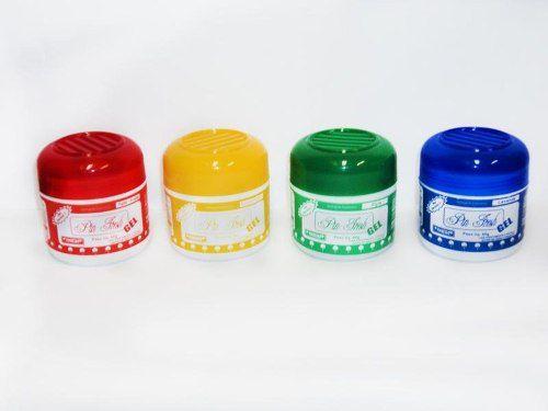 Odorisador Gel Pin-fresh 60gr C/12p Pinheiro