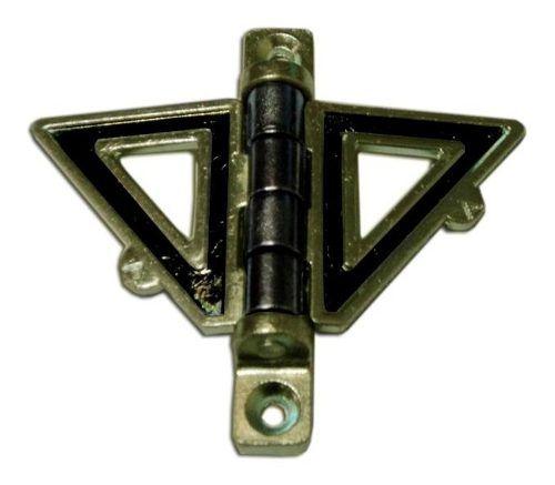Borboleta Para Janelas - Aliança Zamac - Dourada