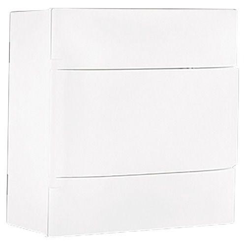 Centrinho Quadro Legrand Pvc 08 Disjuntor Din Sobrepor Branco