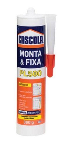 Cola Cascola Monta E Fixa Para Interior 360g Pl500 Henkel