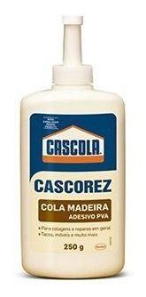Cola Para Madeira Henkel Cascola 250g Cascorez
