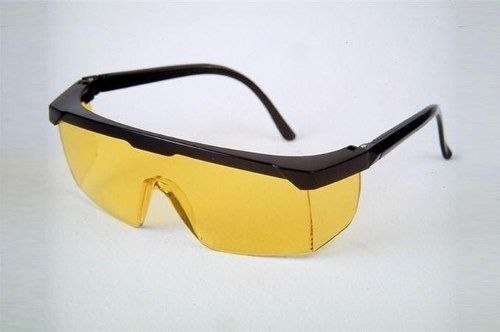 óculos de PROTEÇÃO/SEGURANÇA/EPI Jaguar - Amarelo - U.V.