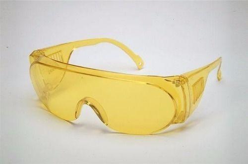Oculos Proteção Kalipso Panda Amarelo