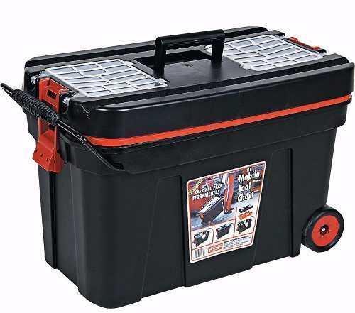 Caixa de Ferramenta Carrinho Utilitybox CR01