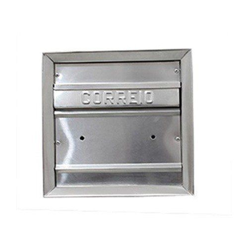 Caixa Carta(correio) Gradil Carmax Aluminio