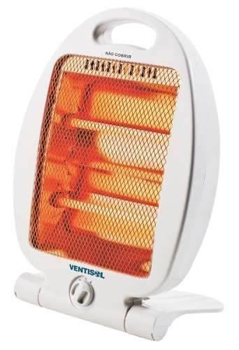 Aquecedor De Ambiente 800 Watts - Ventisol (110v)