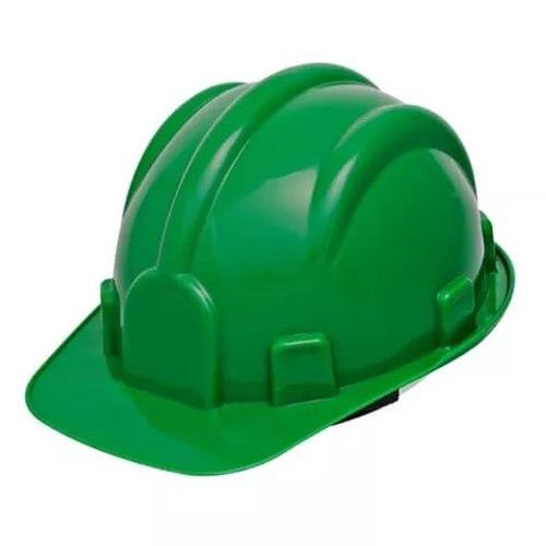 Capacete De Segurança Verde