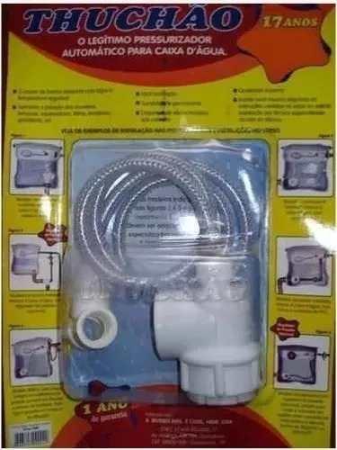 Pressurizador Automático De Caixa D'água,