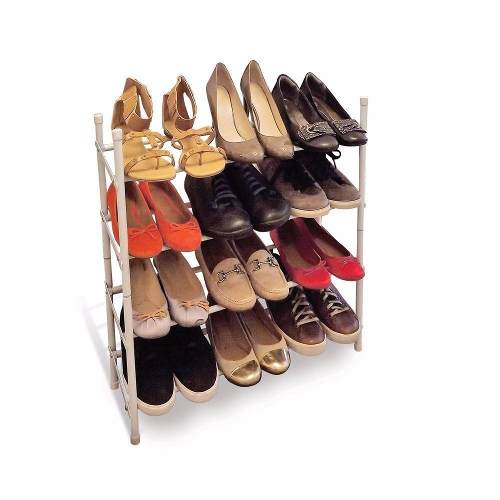 Sapateira Modular 12 Pares Maxeb Organizador Sapatos