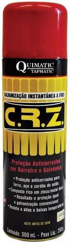 Crz Galvanizacao A Frio 300ml Spray