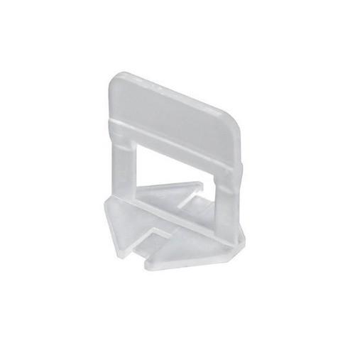 Espaçador Nivelador Revestimento 1,5mm - Cortag 50 Pçs