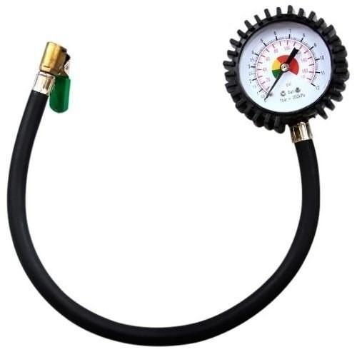 Calibrador Pneus C/ Manômetro 0/174 Lbs Psi 150538m