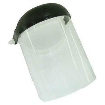 Protetor Facial Acrílico Incolor Ledan 20cm 1mm 2123