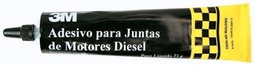Adesivo 3M para Junta de Motores Diesel Bisnaga 73G