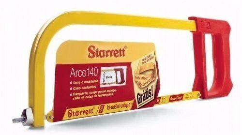 Arco de Serra Starrett 140